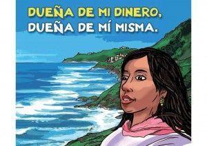 duena de mi dinero_mujeresconvoz