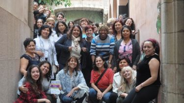 mujeres migrantes en el Estado español