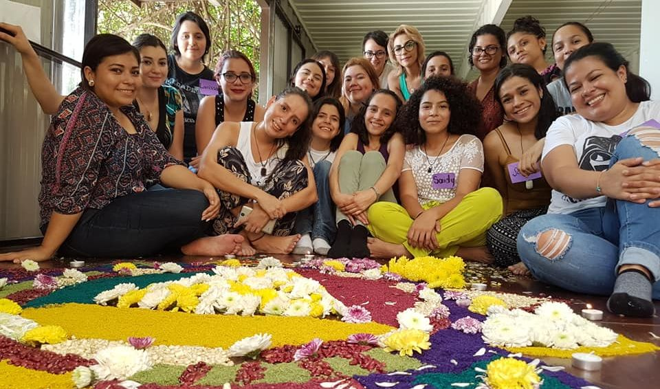 red de mujeres jovenes feministas honduras